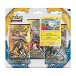 Pokémon Sun and Moon 3 Pack Blister - Togedemaru