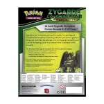 Pokémon Zygarde Complete Collection - zadní strana