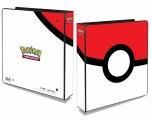 Pokémon: 3 kroužkové sběratelské album - Pokéball