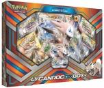 Pokémon Lycanroc-GX Box