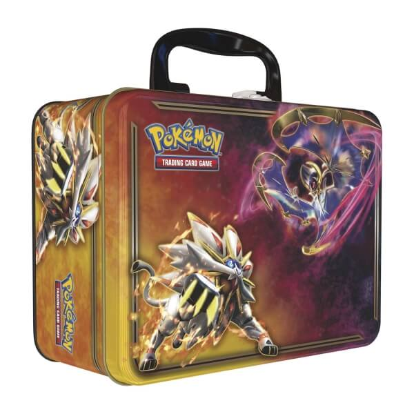 Pokémon Spring 2017 Collectors Chest