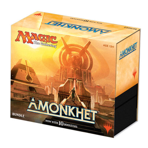 Magic the Gathering Amonkhet Bundle
