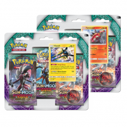 Pokémon Sun and Moon - Guardians Rising 3 Pack Blister