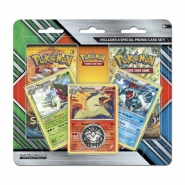 Pokémon Enhanced 2 Pack Blister Meganium/Typhlosion/Feraligatr