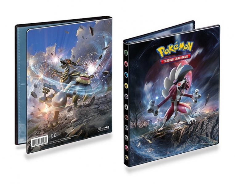 Pokémon: A5 sběratelské album - Sun and Moon - Guardians Rising