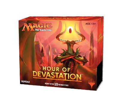Magic the Gathering Hour of Devastation Bundle