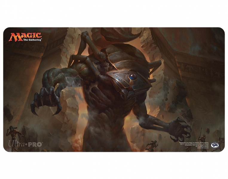 Magic: hrací podložka Hour of Devastation - The Scorpion God
