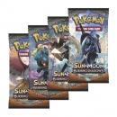 Pokémon Sun and Moon - Burning Shadows Booster