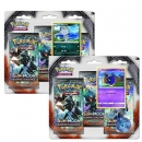 Pokémon Sun and Moon - Burning Shadows 3 Pack Blister