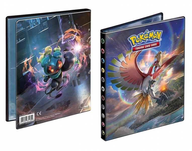 Pokémon: A5 sběratelské album - Sun and Moon - Burning Shadows