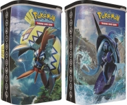 Pokémon Elite Trainer Deck Shield Tin 2017 - Tapu Koko/Tapu Fini