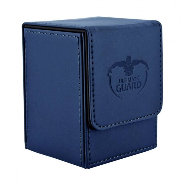 Krabička Ultimate Guard Flip Deck Case 80+ Standard Size XenoSkin Blue