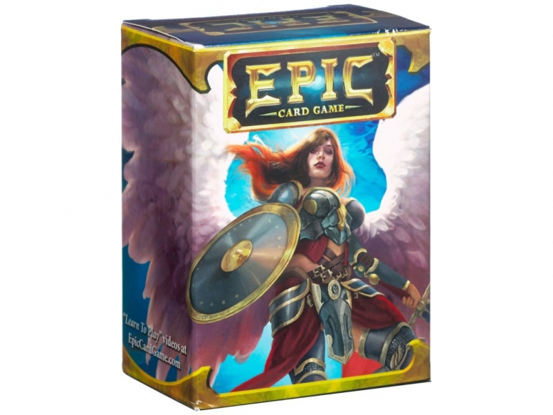 Epic Card Game - Starter
