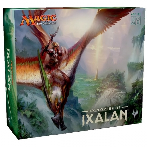 Magic the Gathering Explorers of Ixalan