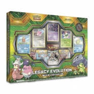 Pokémon Legacy Evolution Pin Collection - poškozeno