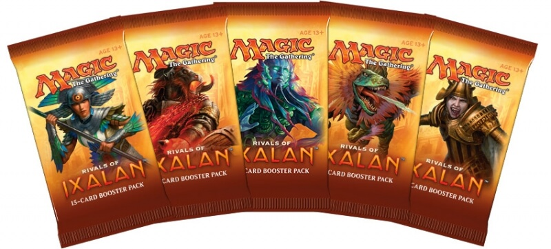 Magic the Gathering Rivals of Ixalan Booster
