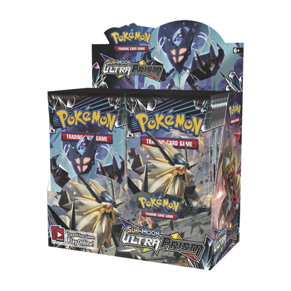 Pokémon Sun and Moon - Ultra Prism Booster Box