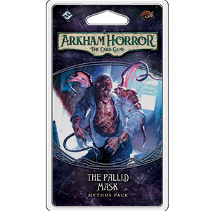 Arkham Horror: The Card Game - The Pallid Mask