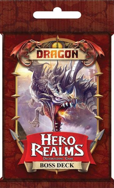 Hero Realms: The Dragon Boss Deck