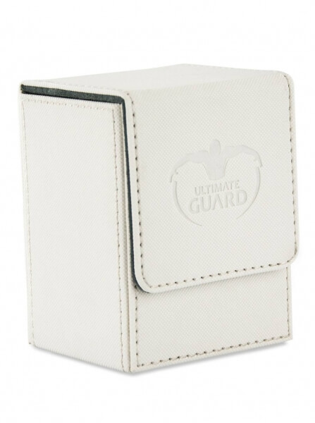 Krabička Ultimate Guard Flip Deck Case 80+ Standard Size XenoSkin White