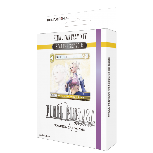 Final Fantasy XIV Starter Deck 2018 - Earth/Lightning