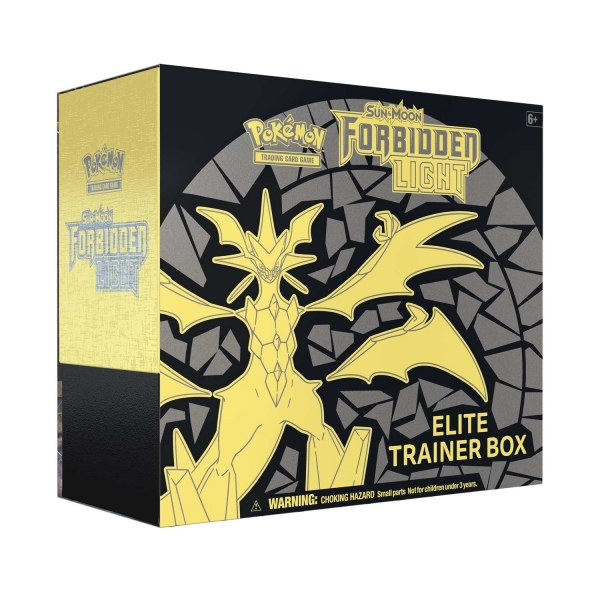 Pokémon Sun and Moon - Forbidden Light Ultra Necrozma Elite Trainer Box