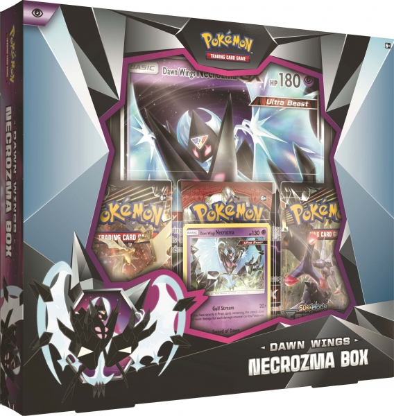 Pokémon Dawn Wings Necrozma Box