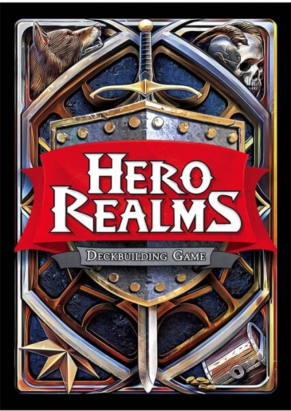 Hero Realms Double Matte Art Sleeves - 60ks