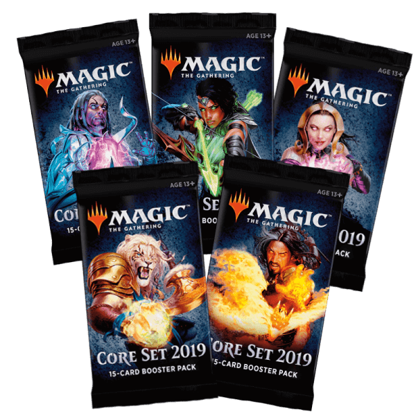 Magic the Gathering Magic 2019 Core Set Booster