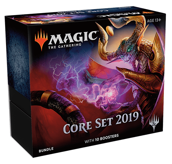 Magic the Gathering Magic 2019 Core Set Bundle