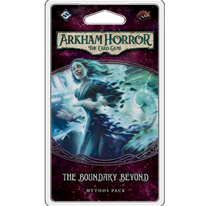 Arkham Horror: The Card Game - The Boundary Beyond