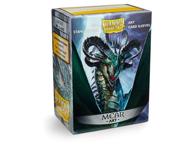 Obaly na karty Dragon Shield Standard Art Sleeves - Mear - 100ks