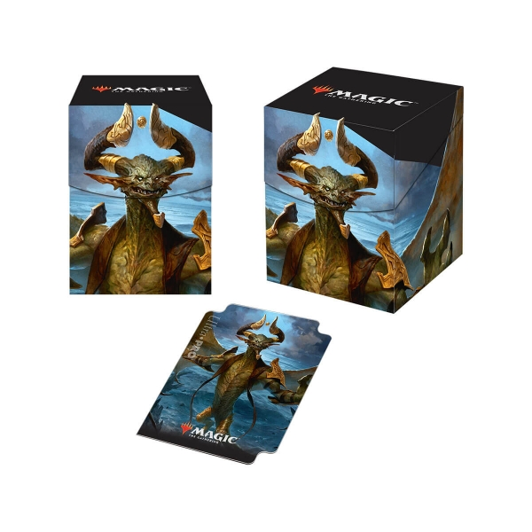 Krabička na karty - Magic 2019 Core Set: Nicol Bolas, the Arisen