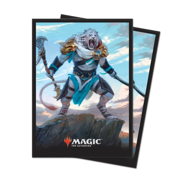 Obaly na karty Magic 2019 Core Set: Ajani, Adversary of Tyrants - 80 ks