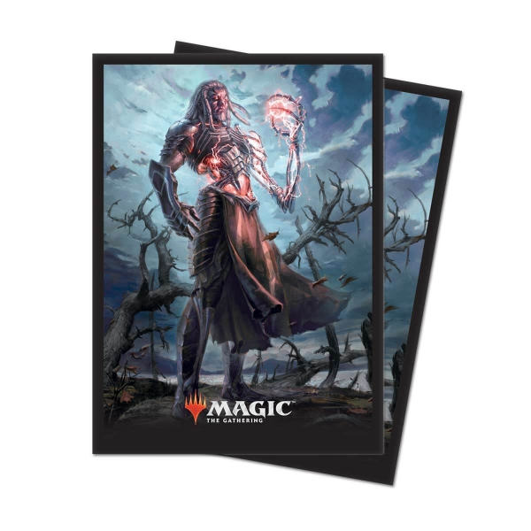 Obaly na karty Magic 2019 Core Set: Tezzeret, Artifice Master - 80 ks