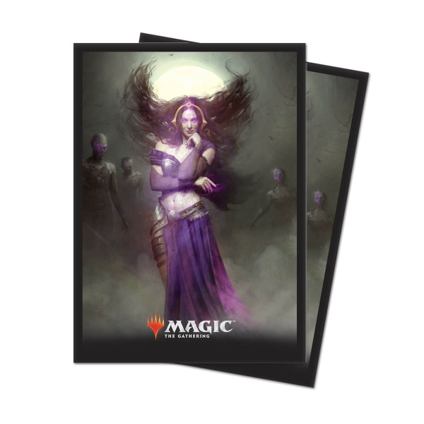Obaly na karty Magic 2019 Core Set: Liliana, Untouched by Death - 80 ks