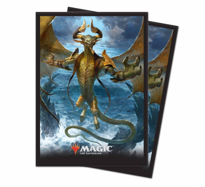 Obaly na karty Magic 2019 Core Set: Nicol Bolas, the Arisen - 80 ks