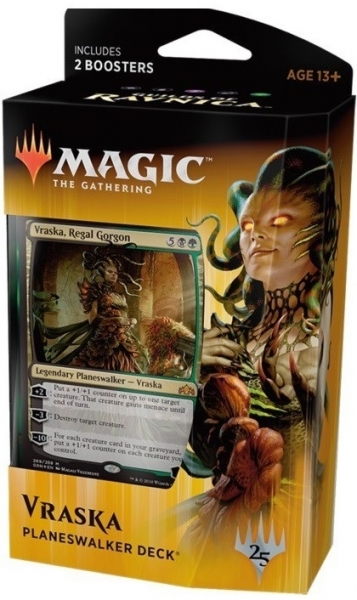 Magic the Gathering Guilds of Ravnica Planeswalker Deck: Vraska