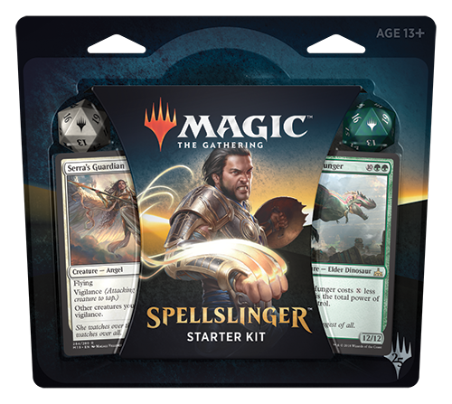 Magic the Gathering Spellslinger Starter Kit 2018