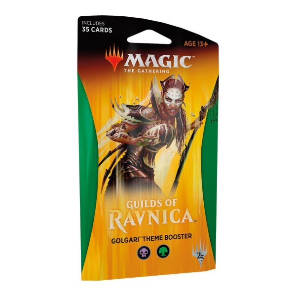 Magic the Gathering Guilds of Ravnica Theme Booster - Golgari