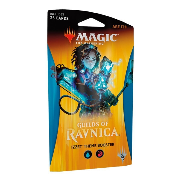 Magic the Gathering Guilds of Ravnica Theme Booster - Izzet