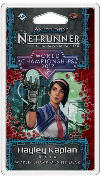 Android: Netrunner - 2017 World Champion Runner Deck