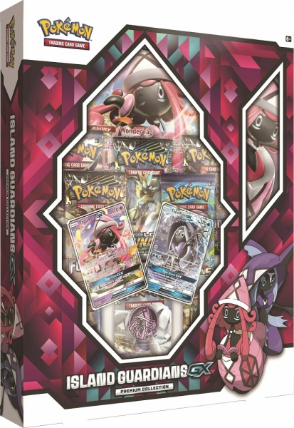Pokémon Island Guardians GX Premium Collection