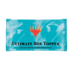 Magic the Gathering Ultimate Masters Booster Box - Ultimate Box Topper