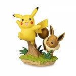 Pokémon Pikachu and Eevee Pokéball Collection - figurka