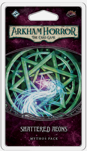 Arkham Horror: The Card Game - Shattered Aeons