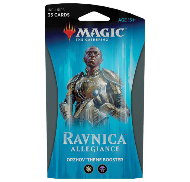 Magic the Gathering Ravnica Allegiance Theme Booster - Orzhov