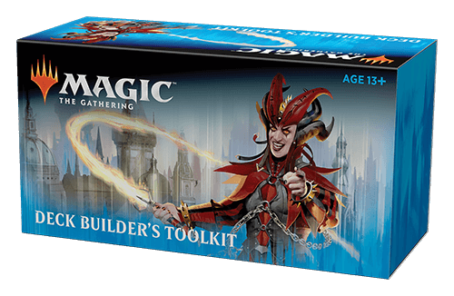 Magic the Gathering Ravnica Allegiance Deckbuilders Toolkit