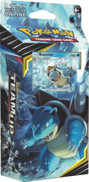 Blastoise PCD