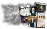Arkham Horror Novels: Ire of the Void - karty